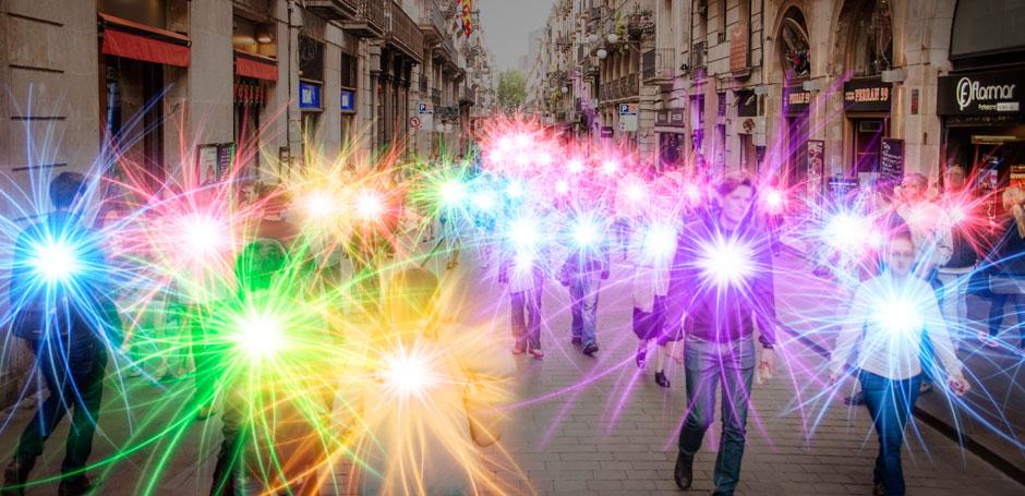 tua luz é importante para toda a existência