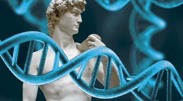 A História do ADN e da Raça Humana