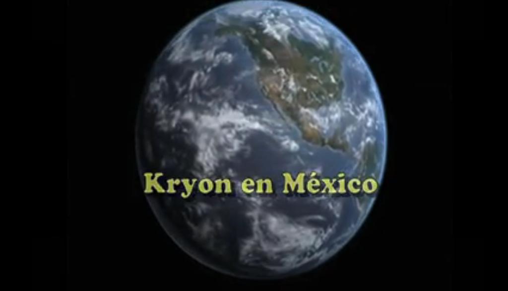 Kryon no México ao vivo em 2006
